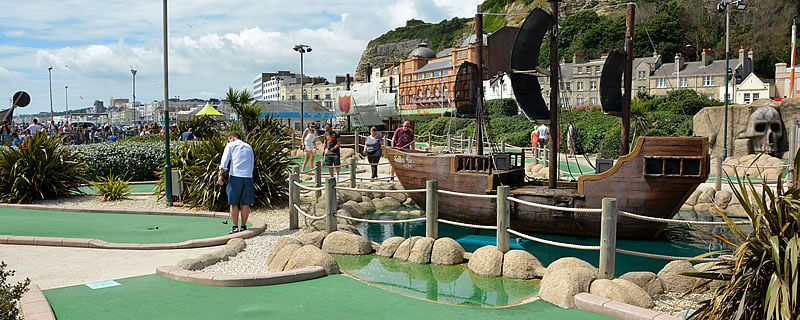 hastings adventure golf
